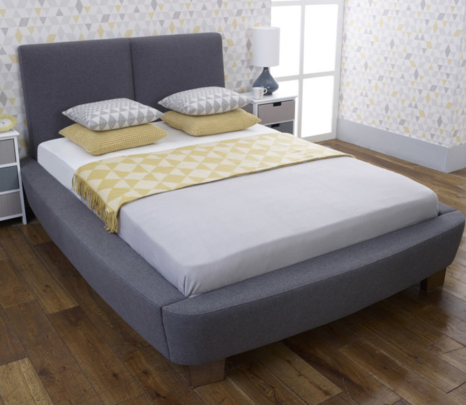Bed 'DIONE' king size
