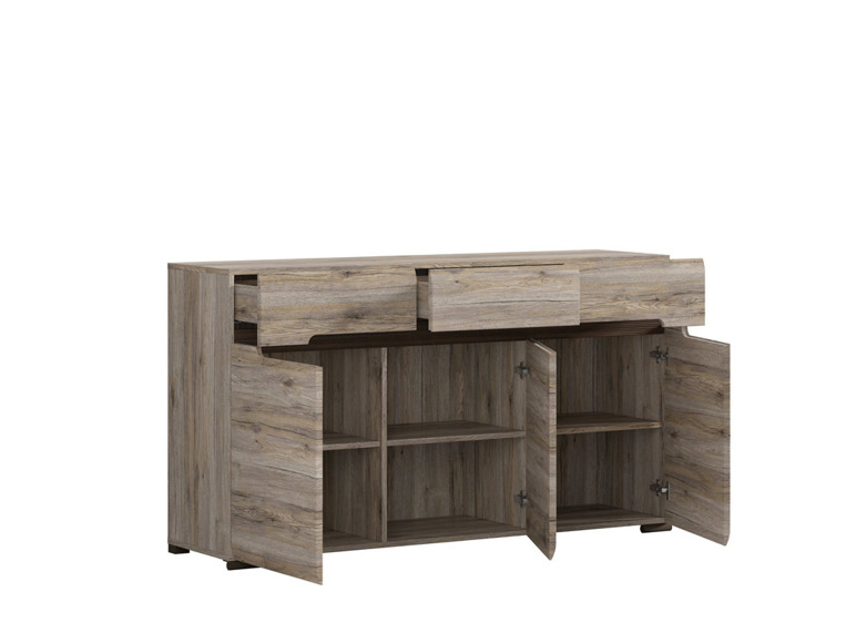 Chest Of Drawers 'AZTECA-KOM3D3S/8/15'