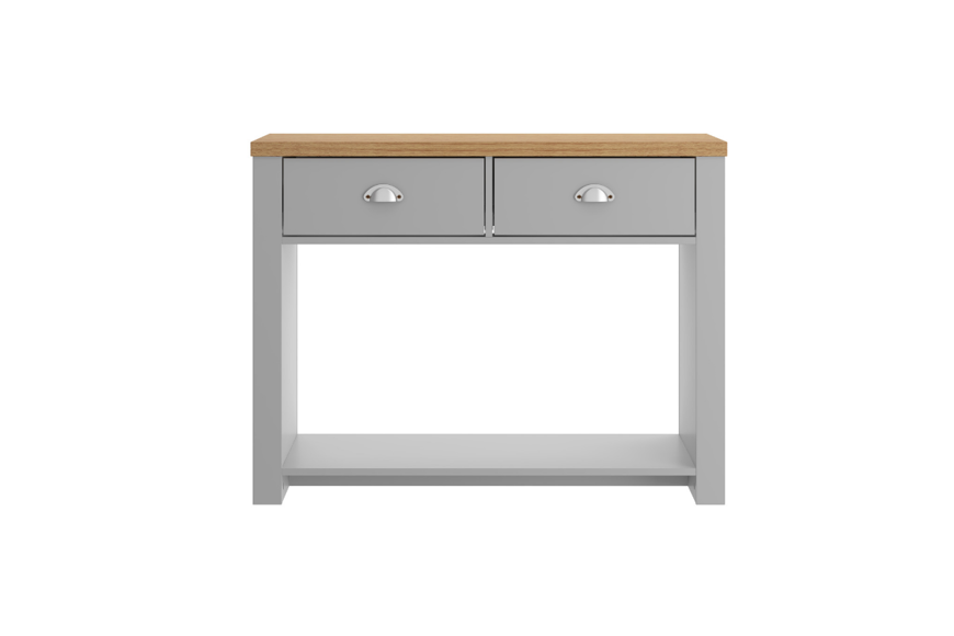 Console Table 'WINCHESTER' Grey