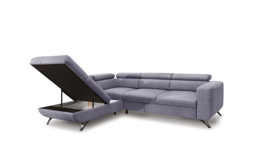 Corner Sofa Bed 'ARRATA'