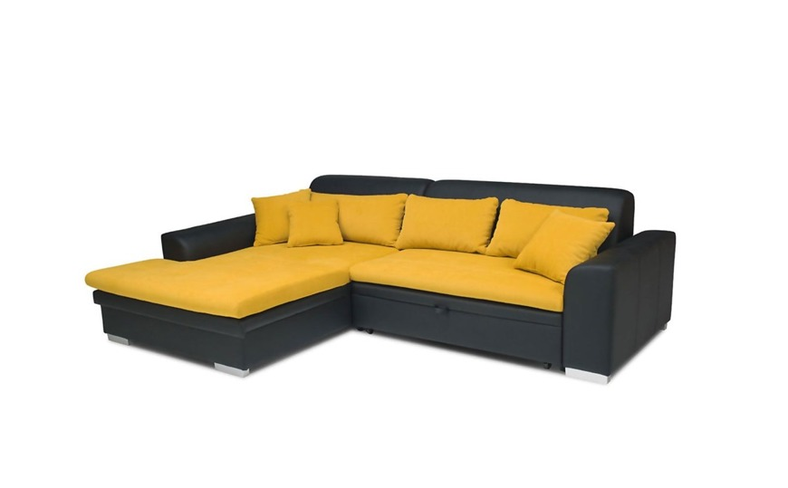 Corner Sofa Bed 'CAPRI'