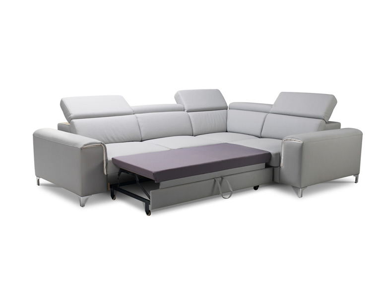 Corner Sofa Bed 'GENOVA'