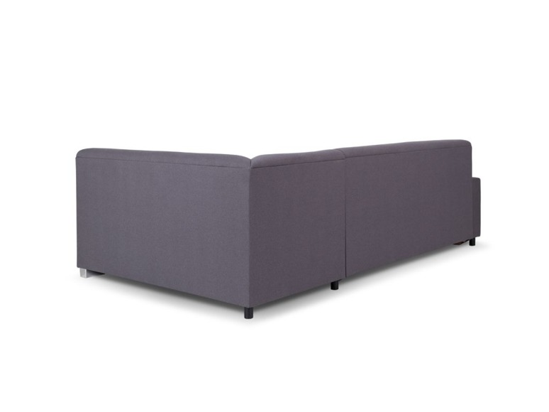 Corner Sofa Bed & Pouffe 'MIX'