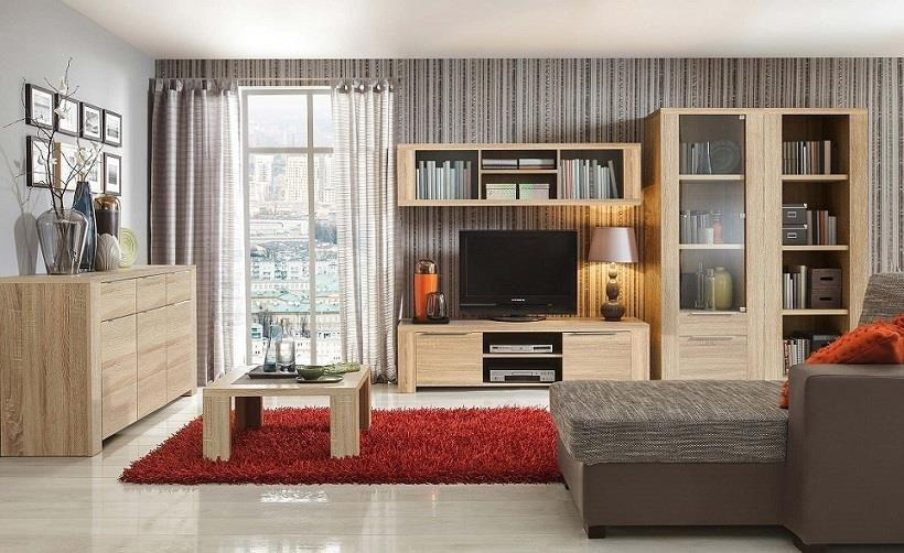 Shelf Unit 'CALPE-CLPV83-D30'